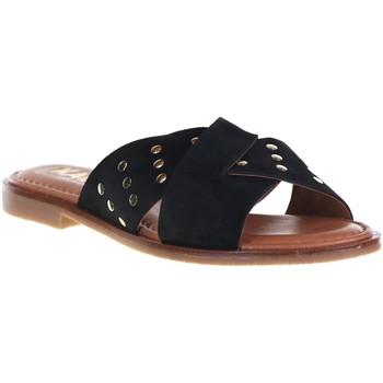 Chaussures Femme Mules Kaola 791 Noir