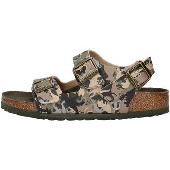 Chaussures Garçon Sandales et Nu-pieds Birkenstock 1012706 MARRON