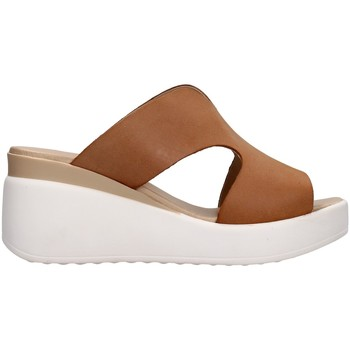 Chaussures Femme Mules Melluso 019149 BEIGE