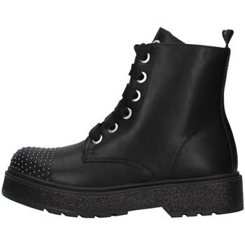 Chaussures Fille Boots Café Noir C-800 NOIR