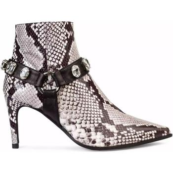 Chaussures Femme Bottines Paco Gil SANDRA Noir