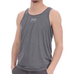 Vêtements Homme Débardeurs / T-shirts sans manche Hungaria H-16TPUXA000 Gris