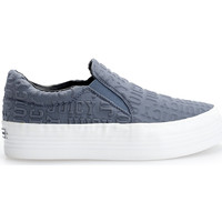 Chaussures Femme Slip ons Juicy Couture  Gris
