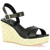 Chaussures Femme Sandales et Nu-pieds Exit Nu pieds cuir Noir