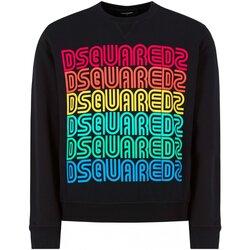 Vêtements Homme Sweats Dsquared S71GU0359 Noir