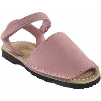 Chaussures Fille Sandales et Nu-pieds Duendy fille  9361 rose Rose