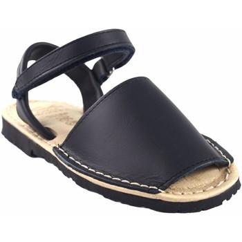 Chaussures Garçon Sandales et Nu-pieds Duendy 9361 bleu Bleu