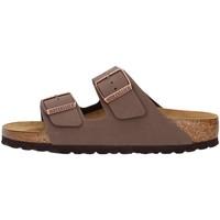 Chaussures Mules Birkenstock 151183 MARRON