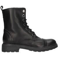 Chaussures Femme Bottes ville Unica 10190 NOIR