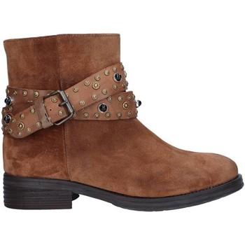 Chaussures Femme Bottines Zoe 0050 CUIR