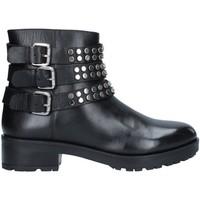 Chaussures Femme Bottines Apepazza BST10 NOIR