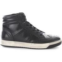 Chaussures Homme Baskets montantes IgI&CO 6712000 NOIR