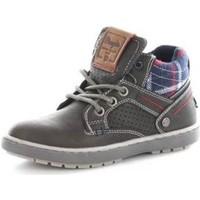 Chaussures Femme Baskets montantes Wrangler WJ16238 GRAPHITE