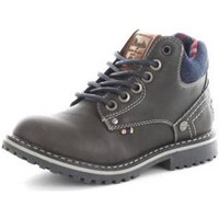 Chaussures Fille Baskets montantes Wrangler WJ16230 GRAPHITE