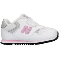Chaussures Fille Baskets basses New Balance IV393CWP BLANC
