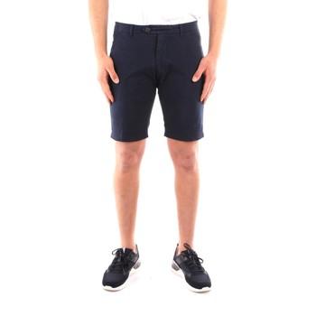 Vêtements Homme Shorts / Bermudas Roy Rogers P21RRU087C9250112 BLEU MARIN