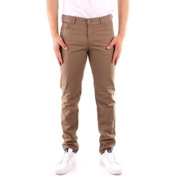 Vêtements Homme Pantalons 5 poches Trussardi 52J00007 1Y000163 BEIGE