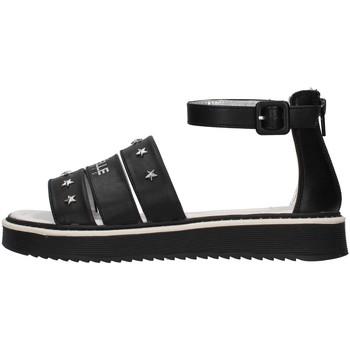 Chaussures Femme Sandales et Nu-pieds GaËlle Paris G-961 NOIR