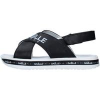 Chaussures Femme Sandales et Nu-pieds GaËlle Paris G-821 NOIR