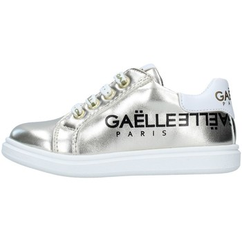 Chaussures Fille Baskets basses GaËlle Paris G-742 OR