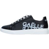 Chaussures Femme Baskets basses GaËlle Paris G-620 NOIR
