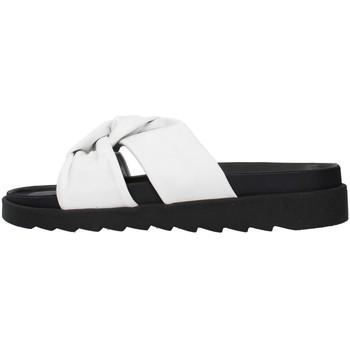 Chaussures Femme Mules Apepazza S1SOFTWLK01/LEA BLANC
