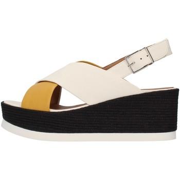 Chaussures Femme Sandales et Nu-pieds Tres Jolie 2801/JIL/MS JAUNE
