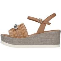 Chaussures Femme Sandales et Nu-pieds Tres Jolie 2093/JIL/MS GRIS