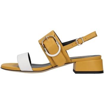Chaussures Femme Sandales et Nu-pieds Tres Jolie 2083/MUSA BLANC