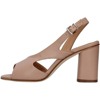 Chaussures Femme Sandales et Nu-pieds Tres Jolie 2062/ELDA BEIGE