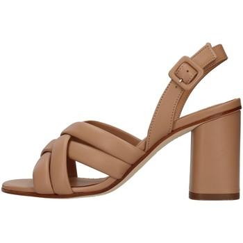 Chaussures Femme Sandales et Nu-pieds Tres Jolie 2069/ELDA BEIGE