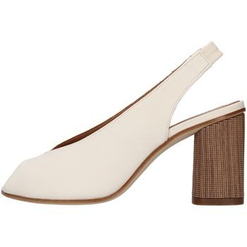 Chaussures Femme Sandales et Nu-pieds Tres Jolie 2060/ELDA BLANC