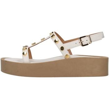 Chaussures Femme Sandales et Nu-pieds Tres Jolie 2080/ALOE BLANC