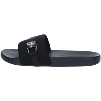 Chaussures Homme Claquettes Calvin Klein Jeans YM0YM00075 NOIR