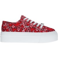Chaussures Femme Baskets basses Windsor Smith RUBY ROUGE