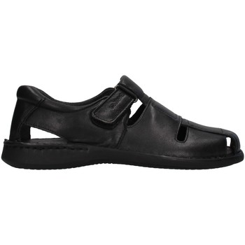 Chaussures Homme Sandales et Nu-pieds Enval 7222200 NOIR