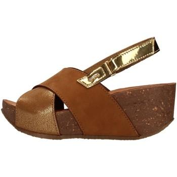 Chaussures Femme Sandales et Nu-pieds IgI&CO 7186211 CUIR