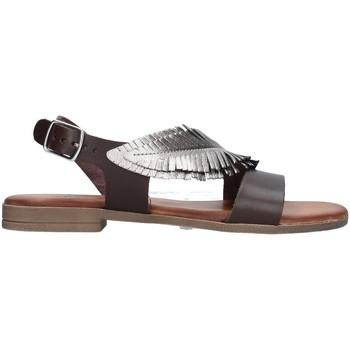 Chaussures Femme Sandales et Nu-pieds IgI&CO 7176022 MARRON
