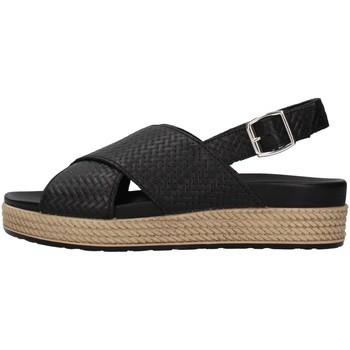 Chaussures Femme Sandales et Nu-pieds IgI&CO 7168033 NOIR