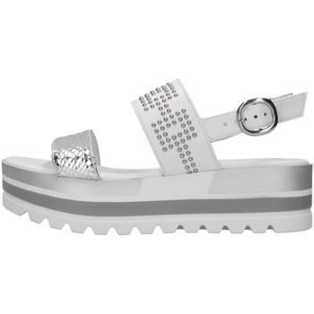 Chaussures Femme Sandales et Nu-pieds NeroGiardini E115750D ARGENT