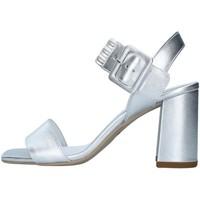 Chaussures Femme Sandales et Nu-pieds NeroGiardini E012564D ARGENT