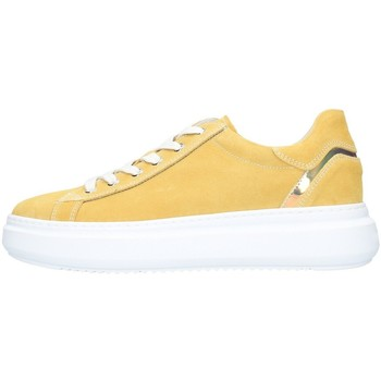 Chaussures Femme Baskets basses NeroGiardini E115265D JAUNE