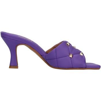 Chaussures Femme Mules Balie' 587 VIOLET