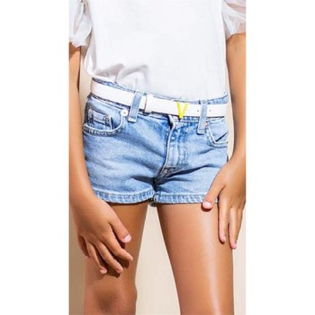 Vêtements Fille Shorts / Bermudas Vicolo 3146D0341 SHORT Enfant JEANS JEANS
