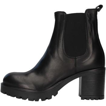 Chaussures Femme Bottines Unica 10264 NOIR