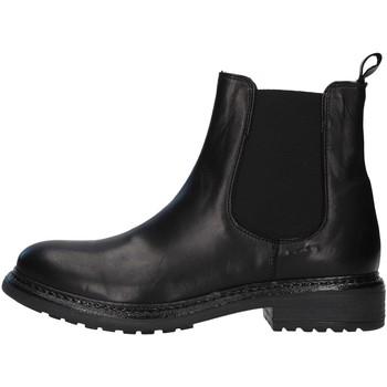 Chaussures Femme Bottines Unica 10115 NOIR