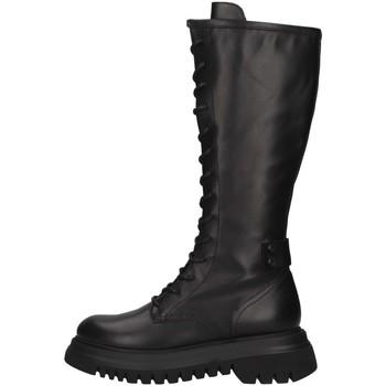 Chaussures Femme Bottes ville Janet Sport 46702 NOIR
