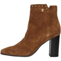 Chaussures Femme Bottines NeroGiardini I013631DE CUIR