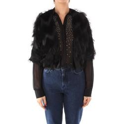 Vêtements Femme Gilets / Cardigans Emme Marella TEULADA NOIR