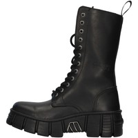 Chaussures Boots New Rock WALL027NBASA NOIR